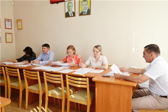 Состоялся конкурс на включение в кадровый резерв на замещение должности руководителя государственного учреждения Чувашской Республики