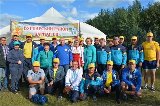 Делегация Вурнарского района приняла участие в Дне главы и муниципального служащего в Батыревском районе