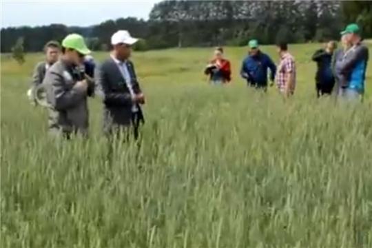 """Республиканский семинар на базе Агрофирмы """"Санары"""""""