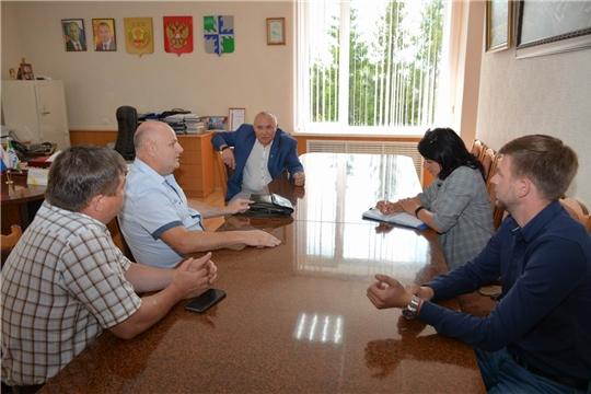 Определена подрядная организация по строительству БОС в Вурнарах