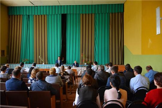 Состоялось выездное заседание районной комиссии по профилактике правонарушений