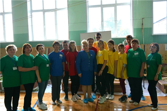 На базе Вурнарского сельхозтехникума прошел чемпионат профмастерства «Абилимпикс»