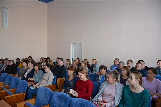 Единый информационный день в Вурнарском районе