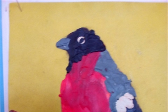 Выставка «Птицы - наши друзья»