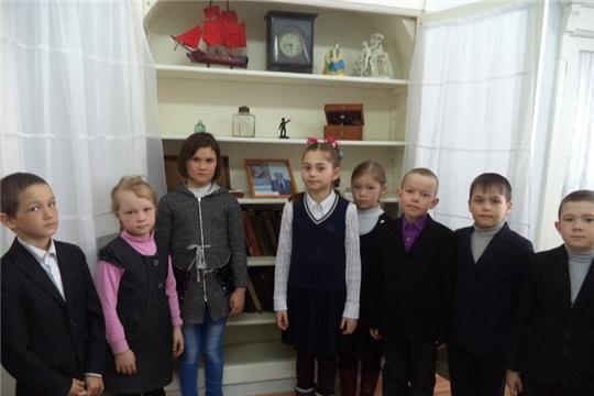 Ученикам Селоядринской СОШ очень понравилось в художественно-краеведческом музее