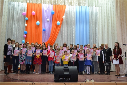 Районный фестиваль – конкурс молодых исполнителей «Дебют»