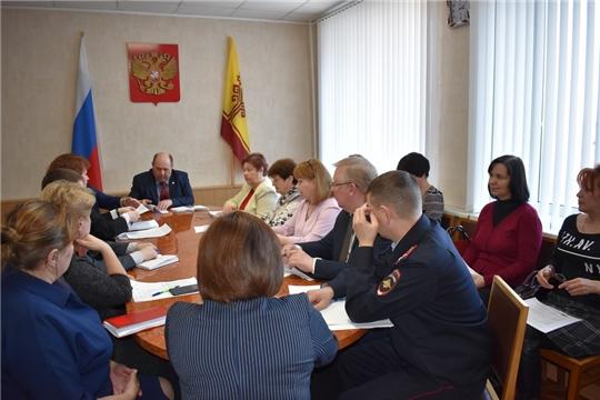 Состоялось заседание оргкомитета по подготовке и проведению празднования 74-ой годовщины Победы в ВОв 1941-1945 годов
