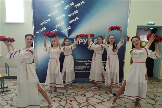 Народный ансамбль танца «Контраст» - дипломант I степени