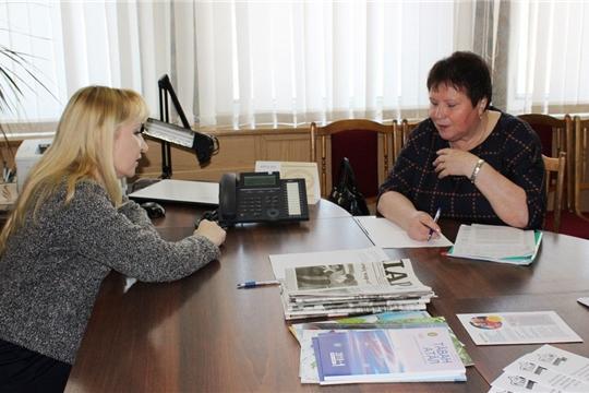 Подведены итоги «прямой  линии» о пенсиях в газете «Хыпар»