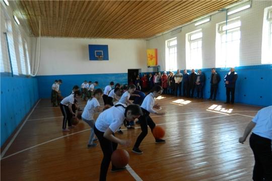 В МБОУ «Балдаевская СОШ» состоялся семинар-практикум Ассоциации учителей физической культуры и ОБЖ Ядринского района
