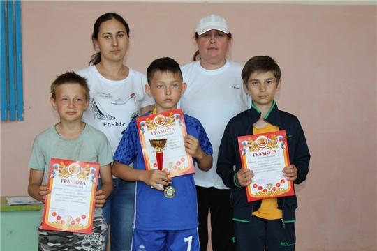 Сегодня  в Селоядринской СОШ прошло первенство Ядринского района по легкоатлетическому четырехборью «Шиповка юных»