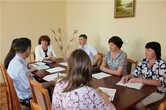 Состоялось заседание административной комиссии