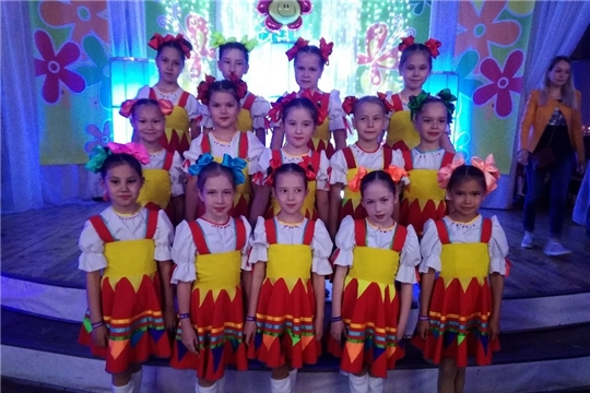 26 мая в г.Чебоксары состоялся фестиваль танцевальных  команд «Танцуют ВСЕ»