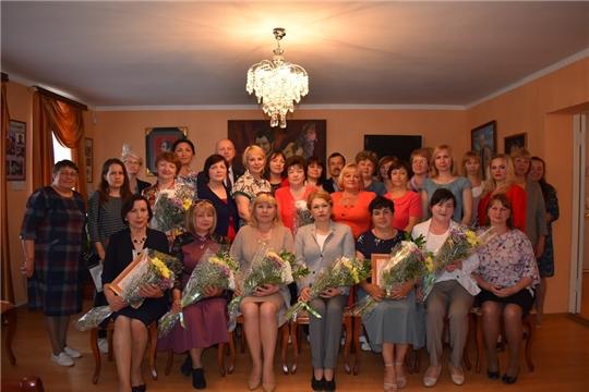В Ядринском районе состоялся районный форум женщин-предпринимателей «Женское предпринимательство»