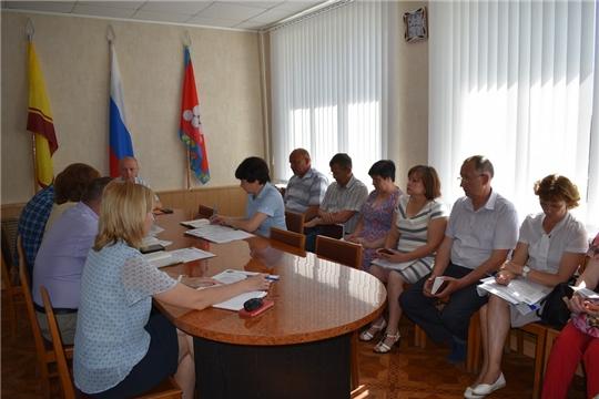 Состоялось итоговое заседание оргкомитета по подготовке и проведению районного праздника «Акатуй»