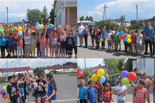 В Ядринском районе началась летняя оздоровительная кампания