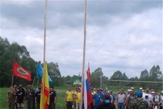 В Ядрине прошла встреча ветеранов боевых действий  Чувашской Республики