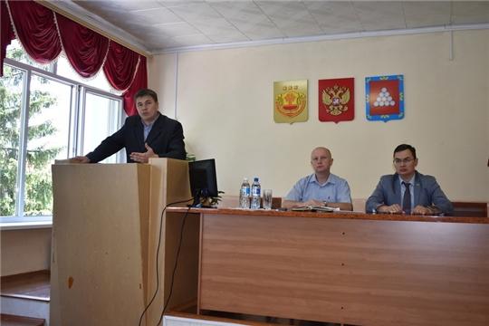 Главы поселений обсудили вопросы о вывозе ТКО и о подготовке к Акатую