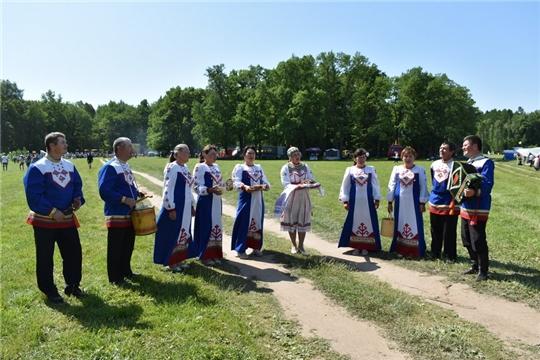 Сегодня в Ядринском районе пройдет традиционный праздник песни, труда и спорта «Акатуй»