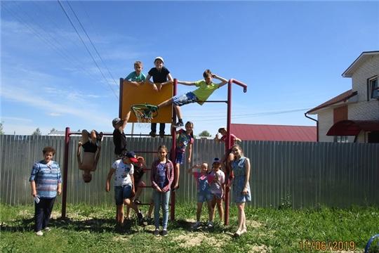 Малые Олимпийские игры в лагере «Радуга»