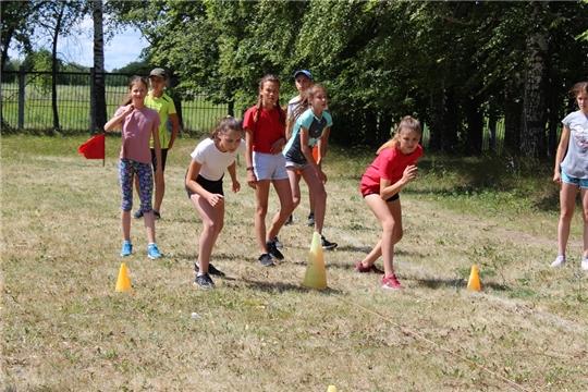 В Ядринском районе прошел межмуниципальный этап Республиканского летнего Фестиваля ВФСК «ГТО»