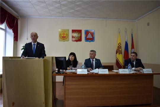 Сегодня в Ядрине состоялось выездное совместное заседание Совета по делам национальностей и Совета по взаимодействию с религиозными объединениями Чувашской Республики