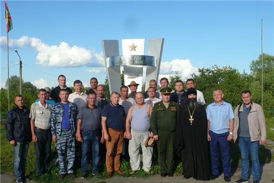 День ветеранов боевых действий в Ядринском районе