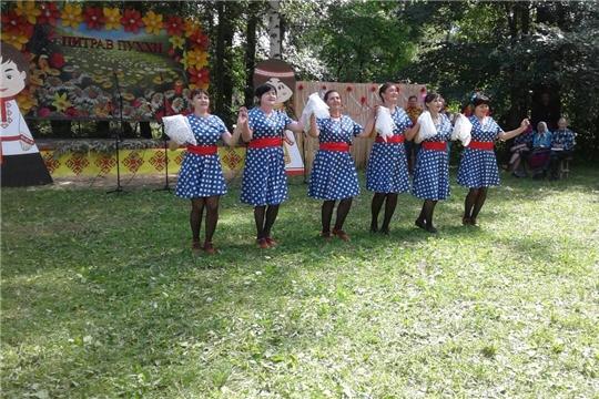 9 Межрегиональный фестиваль чувашской культуры «Питрав Пуххи»