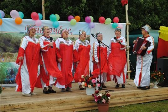 Новые Тиньгеши отметили День деревни