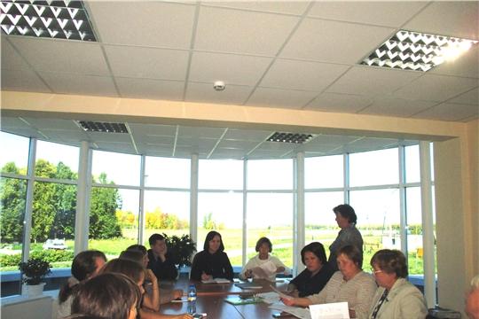 11 сентября на базе Николаевской сельской библиотеки состоялся семинар библиотечных работников района