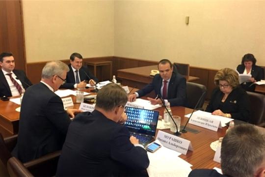 Глава Чувашии Михаил Игнатьев предложил реализовать на федеральном уровне республиканский проект «Мужское здоровье»