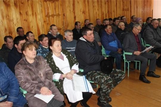 В СХПК «Комбайн» провели семинар - совещание перед весенне-полевыми работами
