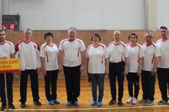 На весеннем этапе в зачет XVIII спартакиады работников органов государственной власти Чувашской Республики и органов местного самоуправления