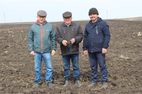 """В СХПК """"Комбайн"""" приступили к весенним полевым работам"""