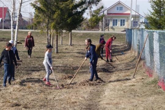 Весна - это не только время пробуждения природы, но и пора наведения чистоты и порядка