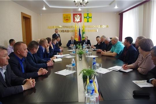 Сергей Артамонов встретился с руководителями животноводческих хозяйств республики
