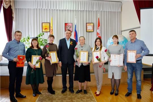 В Яльчикском районе отметили День местного самоуправления