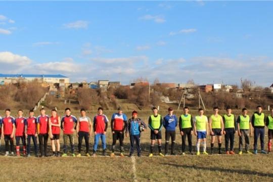 Стартовал розыгрыш Кубка Яльчикского района по футболу
