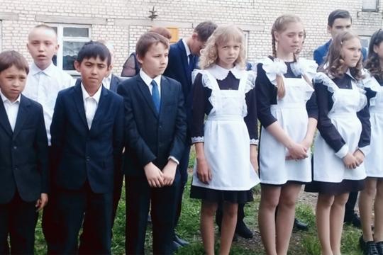 Познавательный час «Символы Чувашской Республики»