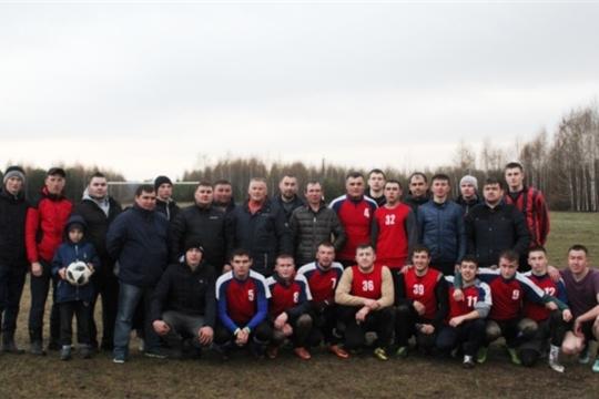 Команда Кильдюшеского сельского поселения вышла в финал Кубка Яльчикского района «Победа»