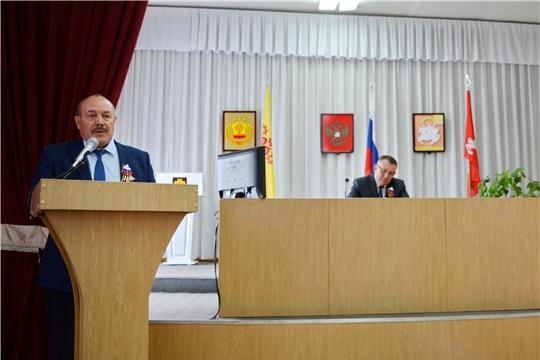 На совещании у главы администрации Яльчикского района обсуждены актуальные вопросы