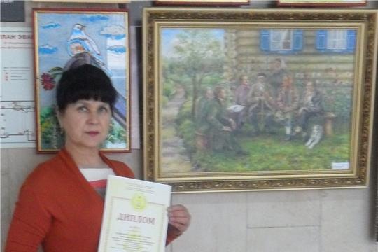 Римма Парферьева - лауреат регионального этапа Всероссийского фестиваля народного творчества «Салют Победы»