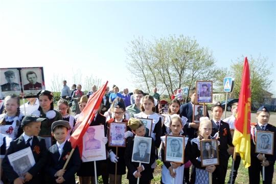 День Победы отметили в Сабанчинском сельском поселении
