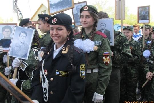 Торжественный митинг «Была весна – весна Победы»