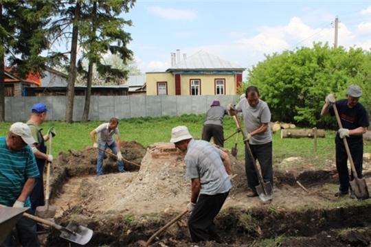 Шемалаково: новый памятник воинам-односельчанам