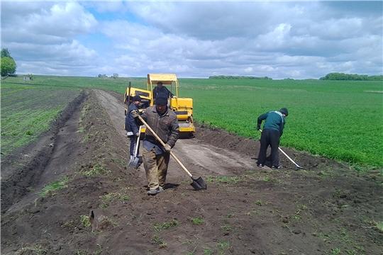 Реализация проекта развития общественной инфраструктуры, основанная на местной инициативе в селе Байглычево