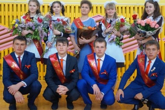 """Праздник Последнего звонка в МБОУ """"Кошки-Куликеевская СОШ"""""""