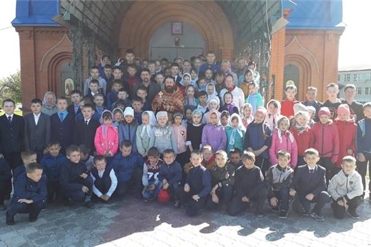 Праздник, посвящённый Дню славянской письменности и культуры