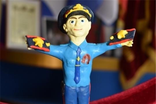 Конкурс детского творчества «Полицейский дядя Степа»
