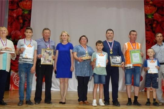 Районный семейный турнир по шахматам «Шахматная семья», посвящённый Международному Дню защиты детей
